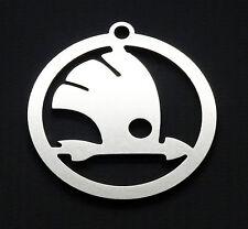 SKODA keyring Schlüsselring porte-clés keychain Octavia Yeti VRS Fabia Rapid TDI