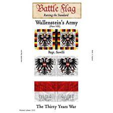 Battle Flag - Wallenstein VIII (Thirty Years War) - 28mm