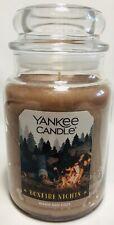 Yankee Candle Warm & Cozy 22 oz Large Single Wick Jar Candle Fall/Winter SALE!!