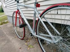RARE Schwinn Single Speed Road Track Bicycle Tulsa Tough not a Fixie