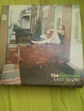 The Sherlocks - LAST NIGHT  BRAND NEW INDIE CD SINGLE