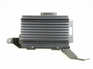 1996-2004 986 PORSCHE BOXSTER BLACK PLUG + BOSE SPEAKER AMPLIFIER 99664525501
