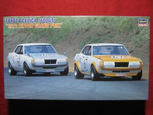 1972 Toyota Celica 1600GT Nippon Grand Prix Race 1/24 Hasegawa Model Kit Japan