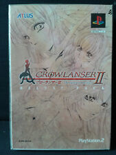 PS2-Growlanser-II Limited Deluxe Pack-NTSC-J-Japan-Import-NEUF/FACTORY SEALED