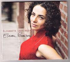 Elisabeth Lohninger Eleven Promises jazz vocal CD Walter Fischbacher Ulf Stricke