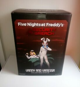 Five Nights At Freddy's: Vanny And Venessa Collectible Statue 12 Inches Tall