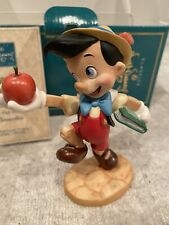 WDCC PINOCCHIO GOODBYE FATHER Figurine