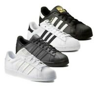 Adidas Superstar W Scarpe Sportive Donna Nere B37148 | eBay