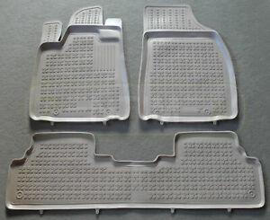 Gummifußmatten für Lexus RX 450h 3 Facelift Steilheck Geländewagen SUV 5-türer F
