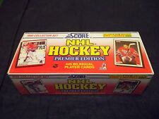 1990-91 Score Canadian Hockey Factory Sealed Set #1-445 PSA 10 Brodeur RC??