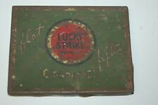 Vintage LUCKY STRIKE Cigarette Tin
