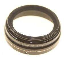 CANON EF 85MM F1.8 USM FRONT SLEEVE ASSEMBLY RING NEW YG9-0223-000