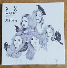 RED VELVET Ice Cream Cake 1ST MINI ALBUM Automatic Ver. CD + PHOTOCARD SEALED