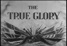 The True Glory 1945 And Tunisian Victory 1944 Vintage WW2 Documentary Films DVD