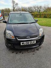 Ford Fiesta 2008 Zetec Climate 1.2L Petrol