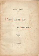 Sticca - Il Primato Intellettuale-Militare d'Italia nel Rinascimento Isoardi