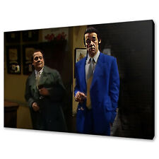 Del Boy Fools and Horses canvas print picture art wall design free postage