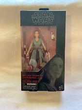 "Star Wars Black Series Rey Jedi Training Entertainment Jedi 6"" #44 Action Figure"