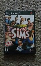 Playstation 2 The Sims Teen EA Game with case!