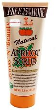 ADS Natural Apricot Scrub With Soothing Cocoa Butter - 7.5 OZ