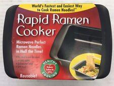 New Rapid Ramen Cooker  Microwave