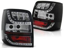 LED REAR TAIL LIGHTS LDVW82 VW PASSAT 3B6 ESTATE 2000 2001 2002 2003 2004 BLACK