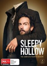 Sleepy Hollow : Season 4 (NEW DVD)