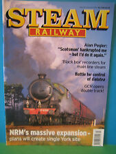STEAM RAILWAY No 245 MAY-JUNE 2000  # NRM's MASSIVE EXPANSION > SEE PIC