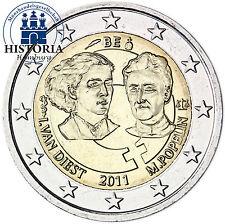 Euro Gedenkmünzen Aus Belgien Günstig Kaufen Ebay