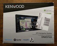 """Kenwood DNX576S 6.75"""" Touchscreen DVD Navigation Receiver"""