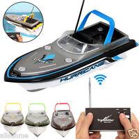 RC Wireless Radio Remote Control Super Mini Speed Boat Dual Motor Hobby Kid Toy