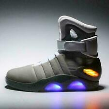 BACK TO THE FUTURE MEN WARRIOR BASKETBALL LED LIGHT SHOES KEY CHAIN Sneakers