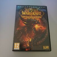 World of Warcraft: Cataclysm Expansion Pack (PC: Mac, 2010)
