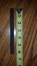 "Graphite rod 1/2"" diameter 6"" long"