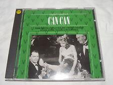 CD-can can-ORIGINAL SOUNDTRACK Frank Sinatra, Shirley MacLaine, Louis Jordan