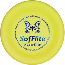 Hyperflite Sofflite Dog Frisbee Pet Safe Soft Dog Disc US Made Dog Flyer 8.75""