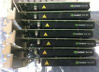 LOT OF 7 NVIDIA NVS 300 512MB DDR3 W/DMS-59 DVI Splitter GPU