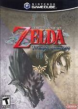 Legend of Zelda: Twilight Princess (Nintendo GameCube, 2006)