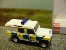 1/87 Busch Land Rover Defender Police Schottland 50324