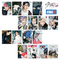 16pcs Set Stray Kids Lomo GO生 Album Collective Lomocards Photocard