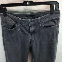 prAna Womens Kayla Jeans Skinny Gray Stretch Size 4 / 27 BB16