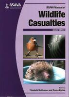 BSAVA Manual of Wildlife Casualties, Paperback by Mullineaux, Elizabeth (EDT)...