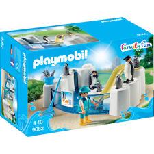 PLAYMOBIL 9062 PISCINA DE PINGUINOS (FAMILY FUN). NUEVO EN CAJA.