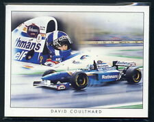 FORMULE 1 Golden ère Cartes De Collectionneurs Senna Schumacher Hill Mansell