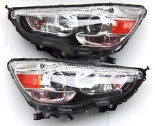 Mitsubishi ASX Outlander Sport RVR 10-2015 Front Head lamps Headlights HID/XENON