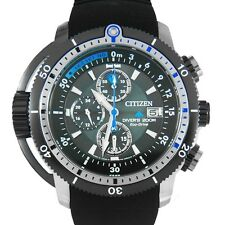 Citizen Aqualand BJ2120-07E Eco-Drive Divers WR200m Mens Watch RRP $999.00
