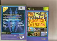 Capcom Classics Collection Vol 1 Xbox/X Box 22 Juegos Retro Raro