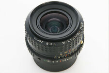 Pentax-A SMC 28mm f2.8 lens * Clean with shade, case bundle