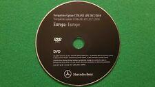 2018 Mercedes-Benz DVD Comand Aps Europe NTG2 A/B/C/CLK/G....Class LAST ACTUAL