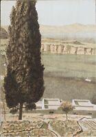 RODOLFO  MELI  litografia Paesaggio Greco  70x50 firmata numerata